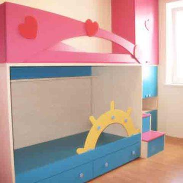 Креативный дизайн детской комнаты — нравится детям и их родителям!
